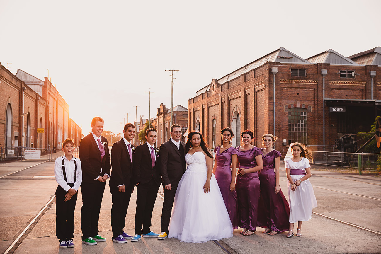 Ipswich museum wedding