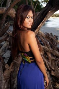photograph of Gold Coast model Riana
