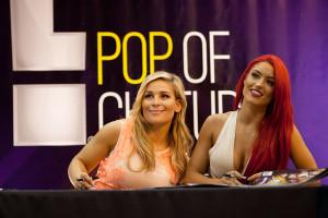 Natalya and Eva Maria Total Divas WWE