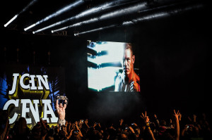 WWE Champion John Cena