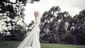 gold coast bride wedding