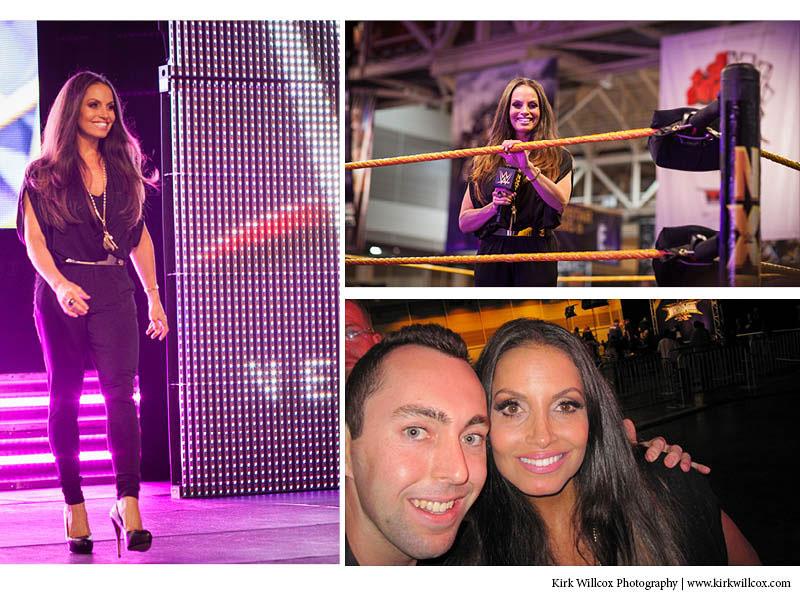 WWE Hall Of Famer Trish Stratus