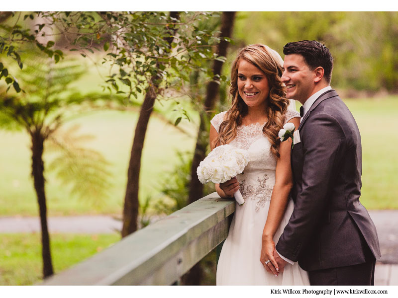 Gold Coast wedding portrait