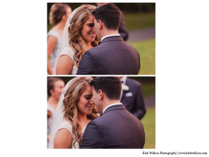Gold Coast wedding videography of bride and groom