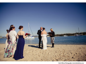 Gold Coast bride and groom photography