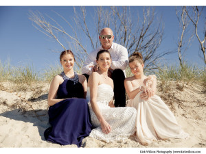 Gold Coast wedding formal picture