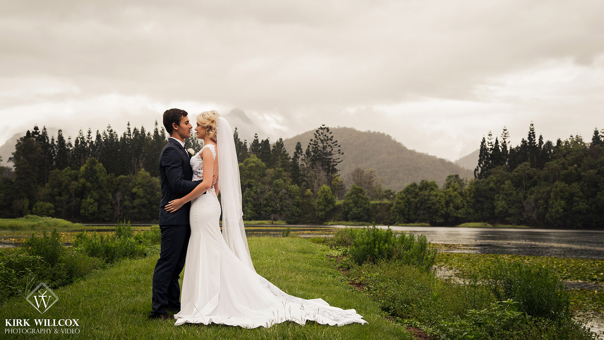 gold coast and brisbane wedding film