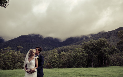 Cleo & Luke's epic wedding video