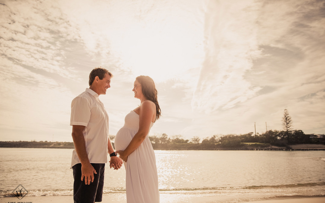 Chantelle & Steve – Gold Coast maternity Photography