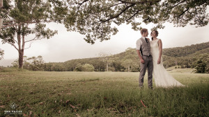 rustic wedding by gold coast photographer & videographer