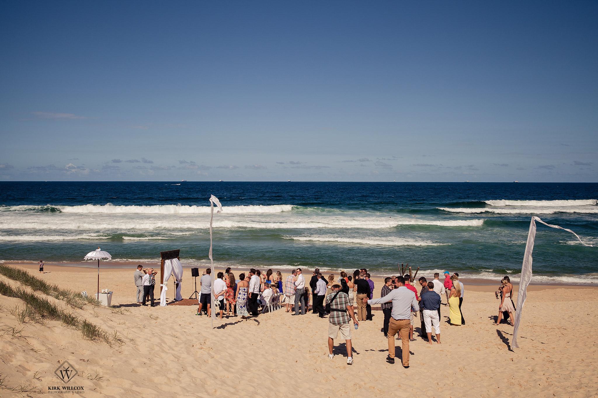 wedding photography by gold coast photographer Kirk Willcox