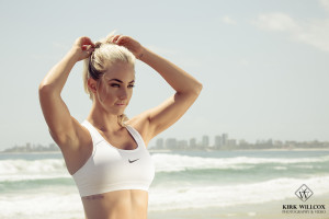Gold Coast fitness photography and videography