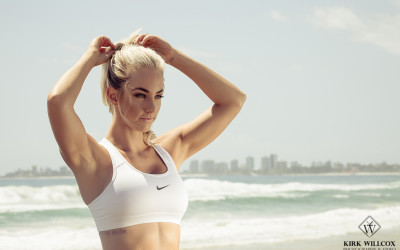 Ashy Bines – Gold Coast fitness queen