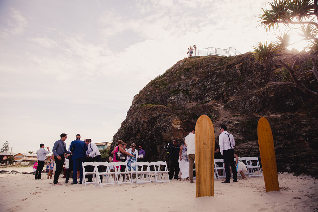 gold coast wedding ceremony