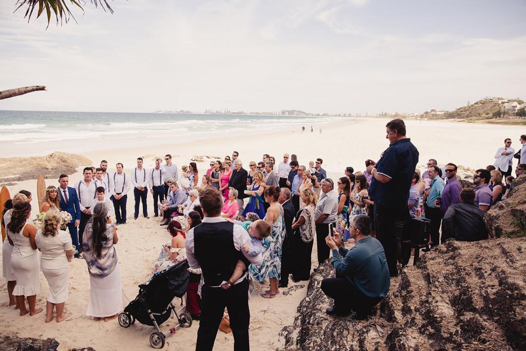 gold coast ceremony