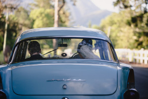 wedding vehicle