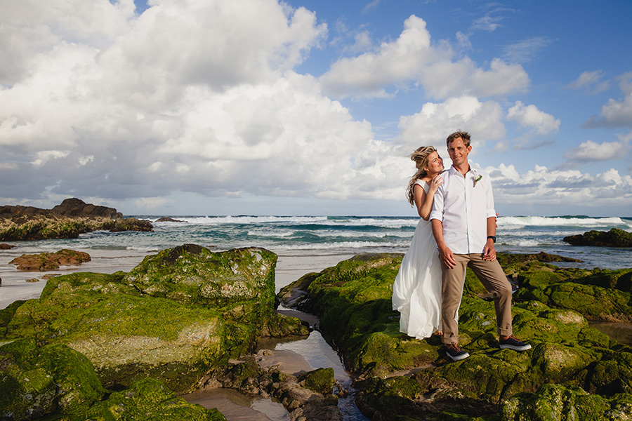 Jess & Shane – Casuarina wedding photography