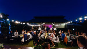 Osteria wedding photography and video