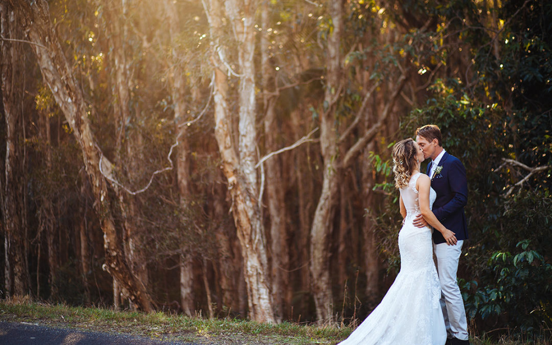 Sasha & Jimmy -Casuarina Wedding