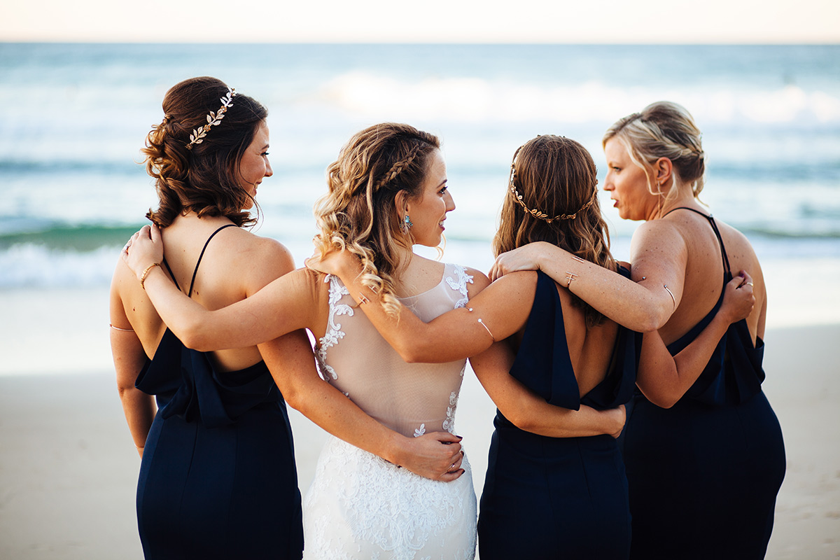 Byron Bay wedding videographer