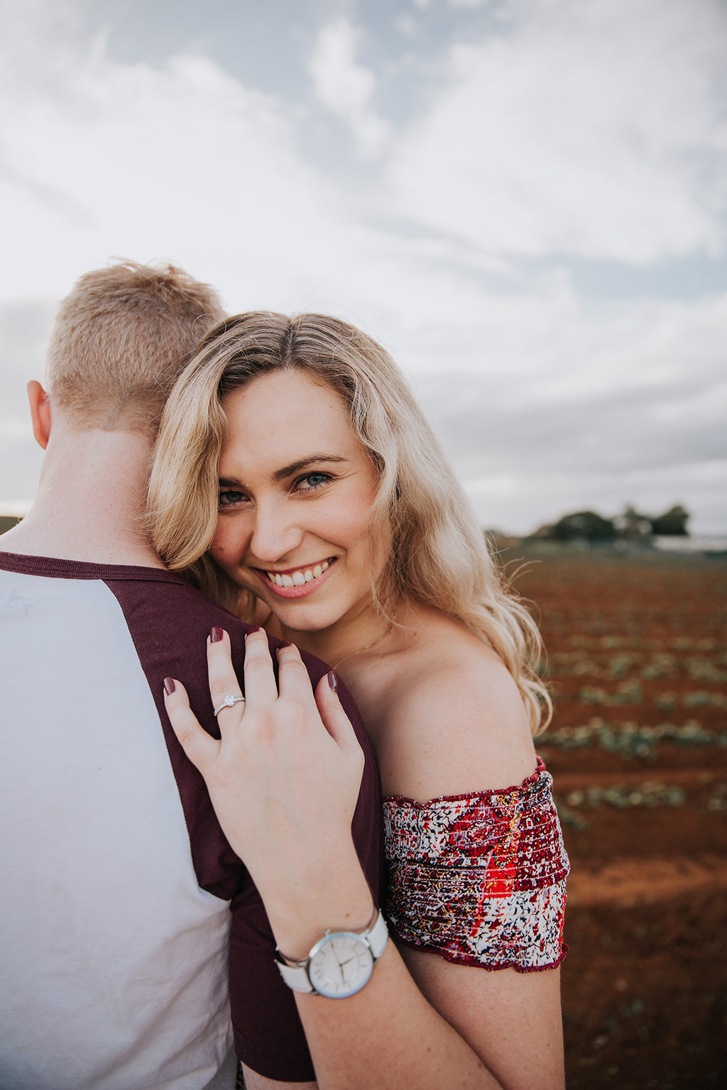 engaged wedding photographer gold coast to byron bay