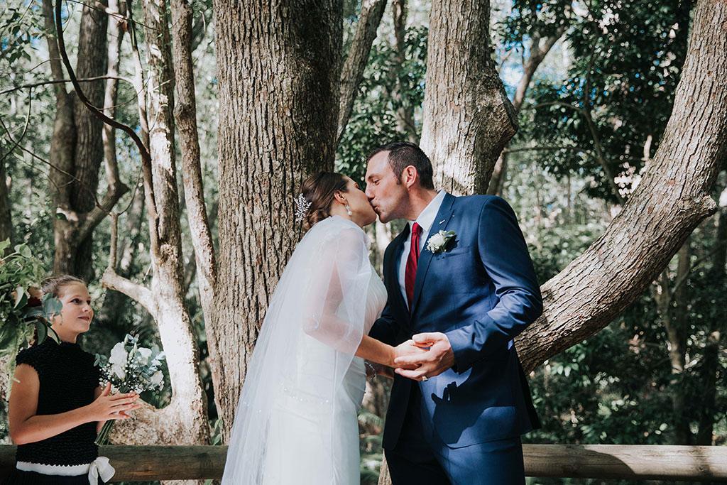 wedding day vows gold coast
