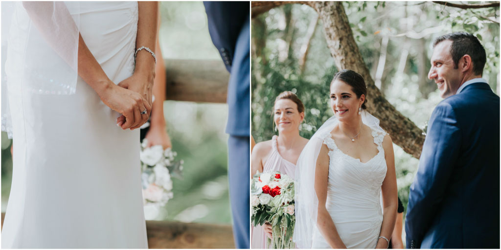 wedding ceremony byron bay photographer