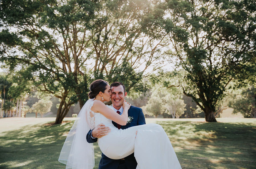 Boomerang Farm Wedding- Fran & James