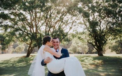 Boomerang Farm Wedding- Fran & James