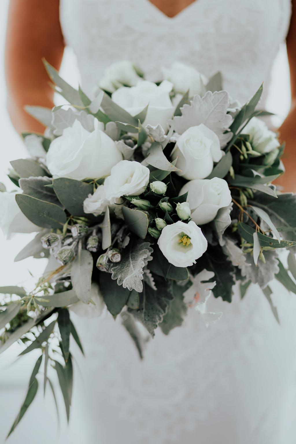 wedding flowers byron bay