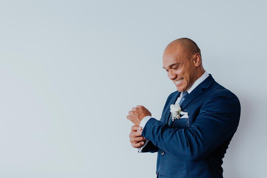 byron bay wedding groom