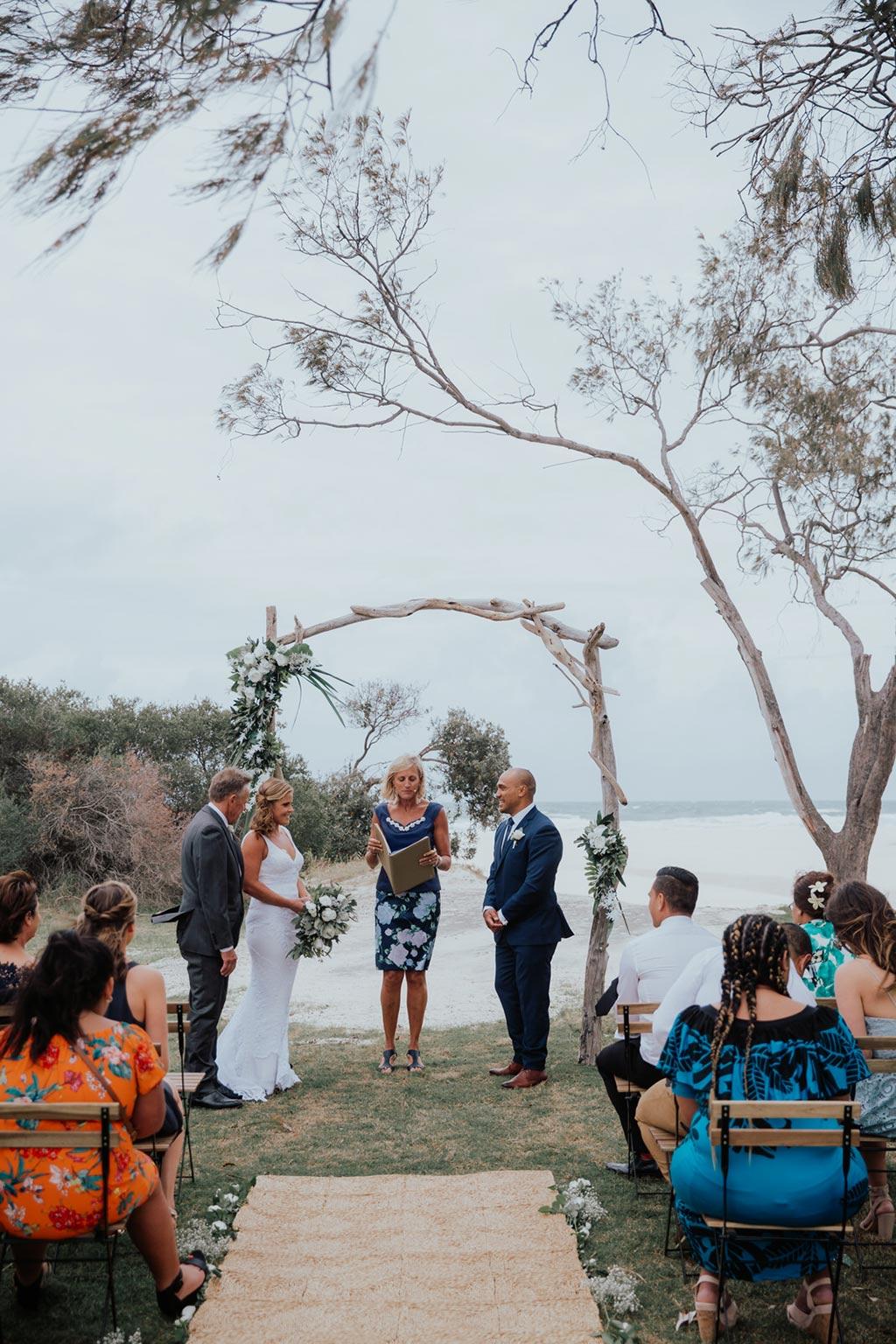 wedding ceremony gold coast